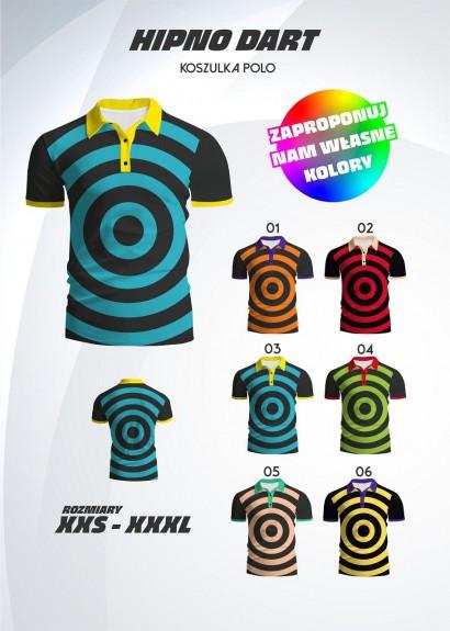 koszulka polo Hipno Dart