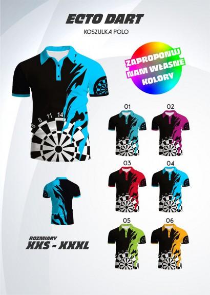koszulka polo Ecto Dart