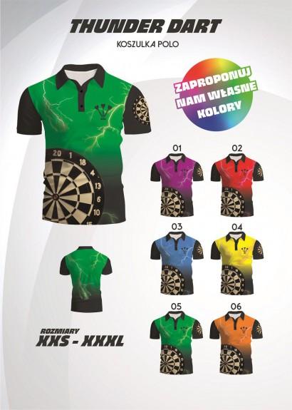 polo shirt Thunder Dart