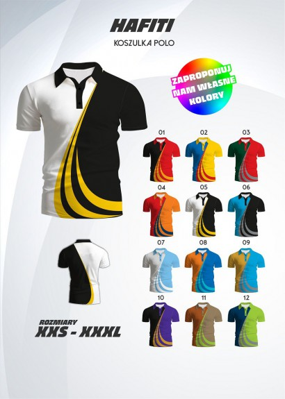 koszulka polo Hafiti