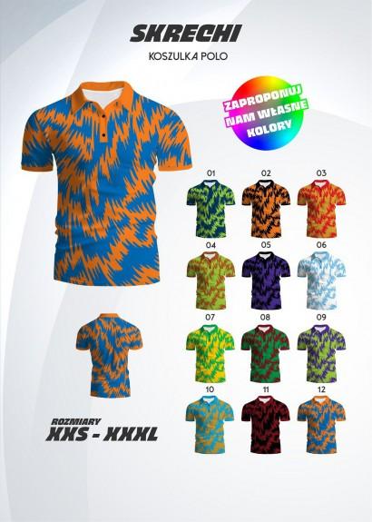polo shirt Skrechi