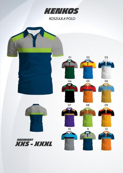 koszulka polo Kenkos