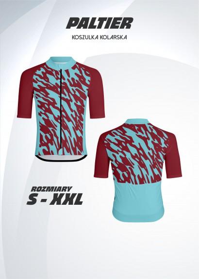 cycling jersey Paltier