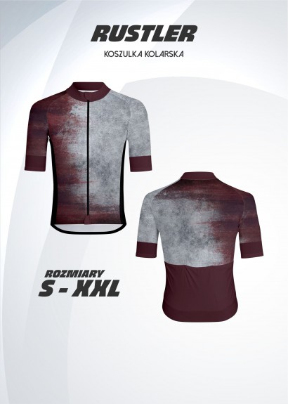 cycling jersey Rustler