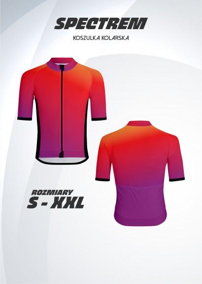koszulka kolarska Spectrem
