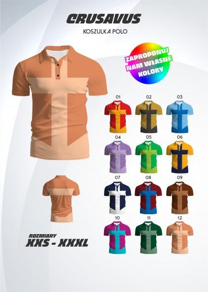 koszulka polo Crusavus