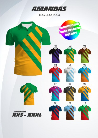 polo shirt Amandas