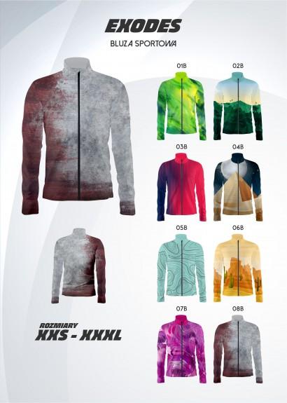 sweatshirt Exodes