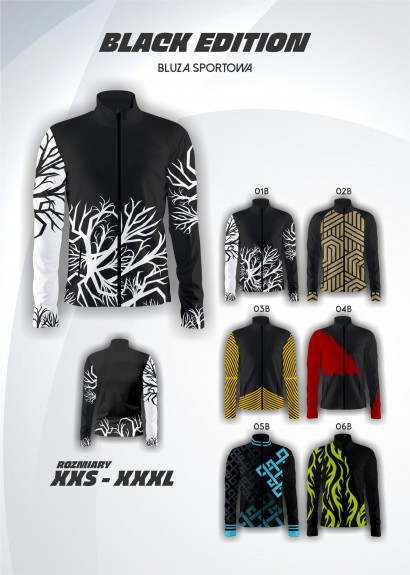 sweatshirt Black Edition