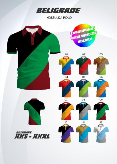 koszulka polo Beligrade